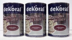 Dekoral Unikor C podkład antykorozyjny do metalu