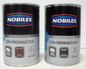 Nobiles Chlorokauczuk emalia chlorokauczukowa